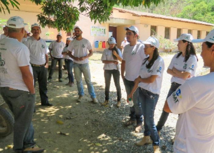 You are currently viewing Capacitações e formação para comunidades rurais